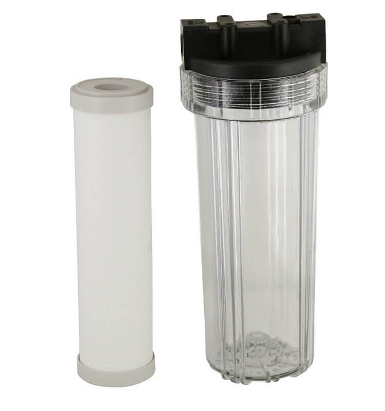 Hy-Q Aqua 1-Stage Hi-Clean Filter come WITH External Housing