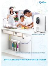 Hyflux Water Dispenser DEW D800