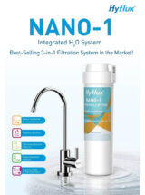 Hyflux 3-in-1 Nano-1 Integrated Water Purifier System