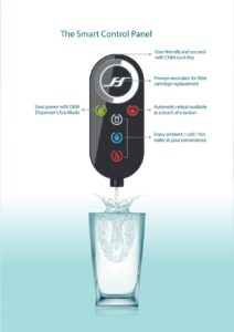 HYFLUX DEW D800 WATER DISPENSER